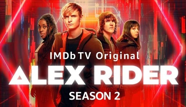 Alex Rider, ikinci sezonuyla 3 Aralık'ta ekrana dönüyor
