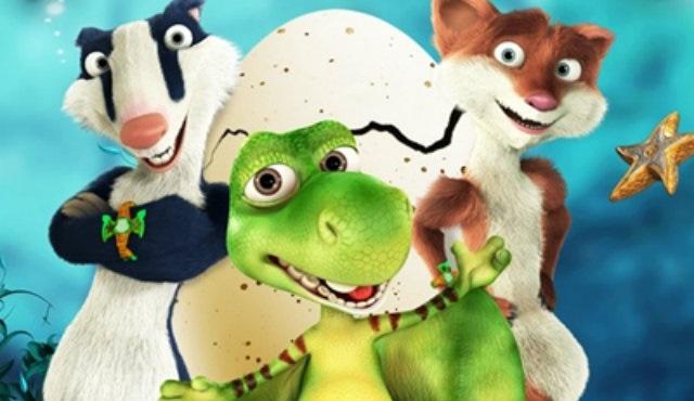 Yerli yapım 3D animasyon filmi 'Pırdino' TRT 1'de!