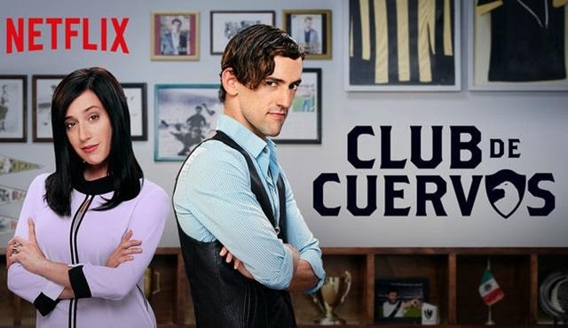Netflix'in Meksika dizisi Club de Cuervos 4. sezonun sonunda final yapacak