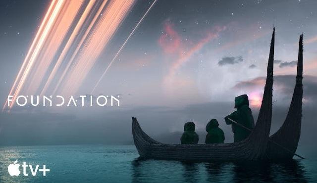 Isaac Asimov uyarlaması Foundation, 24 Eylül'de başlıyor