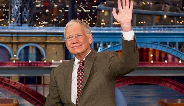 David Letterman televizyona veda etti