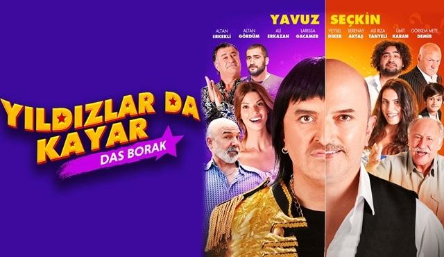 Yıldızlar da Kayar Das Borak filmi TV'de ilk kez Star Tv'de ekrana geliyor!