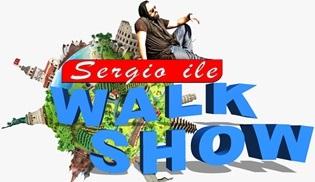 Yeni gezi programı Sergio ile Walk Show, TV8,5'ta başlıyor!