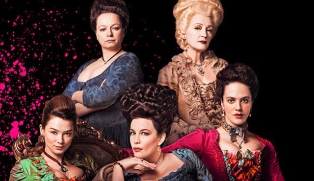 Harlots dizisi 3. sezonun ardından iptal oldu