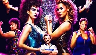 Netflix dizisi GLOW'un ikinci sezon kamera arkası görüntüleri paylaşıldı