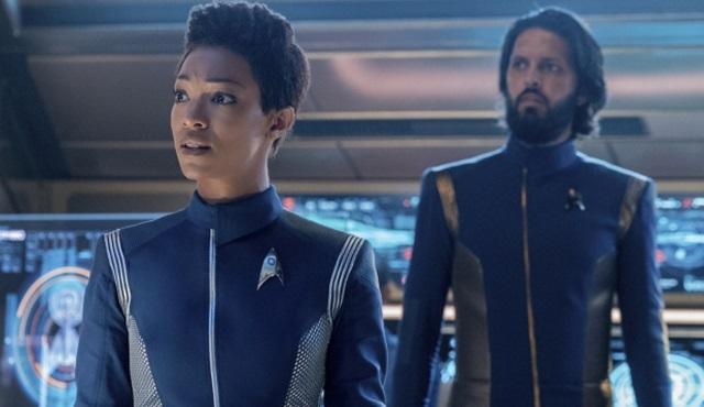 CBS All Access, Star Trek: Discovery dizisine üçüncü sezon onayı verdi