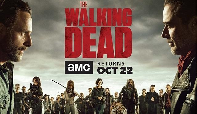 The Walking Dead'in 8. sezonunun başlangıç tarihi belli oldu