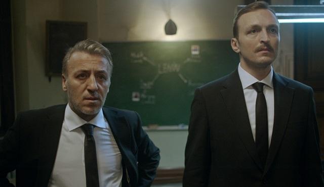 Sen Ben Lenin filmi prömiyerini 43. Moskova Film Festivali'nde yapacak!