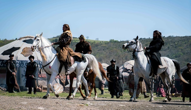 Diriliş: Ertuğrul wants to move to the Byzantine Border