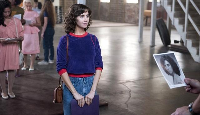 Netflix'in yeni komedi dizisi GLOW'dan ilk görüntüler geldi