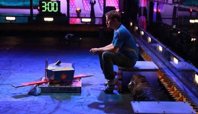 Robot Savaşları Her Pazar TLC Ekranlarında!