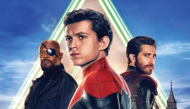 Örümcek-Adam. Evden Uzakta, hafta sonunun en çok izlenen filmi oldu!