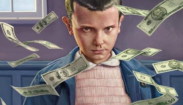 Stranger Things kadrosunun 3. sezon ücretleri belli oldu