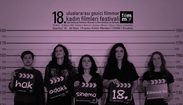 8. Filmmor Kadın Filmleri Festivali 16 Mart'ta başlıyor!