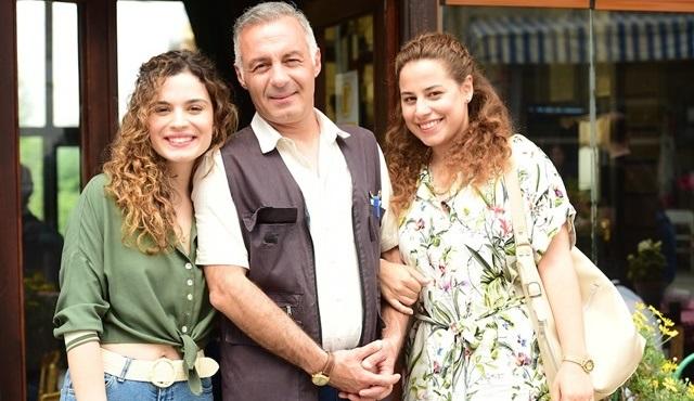 Ahmet Saraçoğlu, Benim Tatlı Yalanım dizisindeki rolünü anlattı!