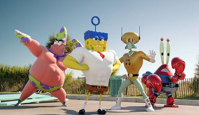 The SpongeBob Movie: Sponge Out of Water, Moviemax Premier'de