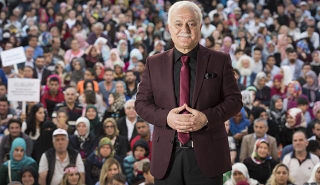 Nihat Hatipoğlu, Ramazan ayı boyunca atv'de izleyicisi ile buluşuyor!