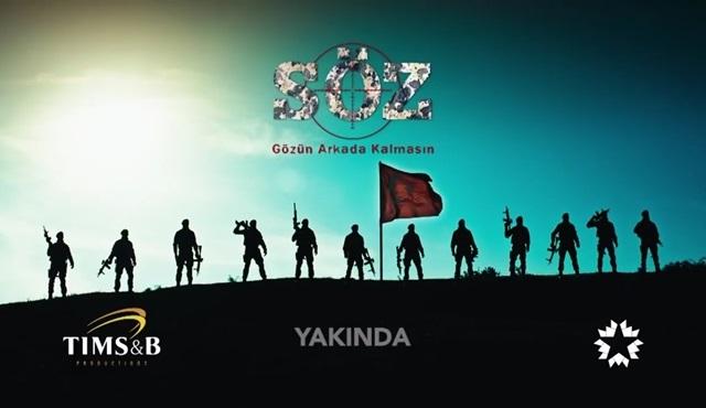 Tolga Sarıtaş'ın yeni dizisi Söz'den ilk tanıtım yayınlandı!