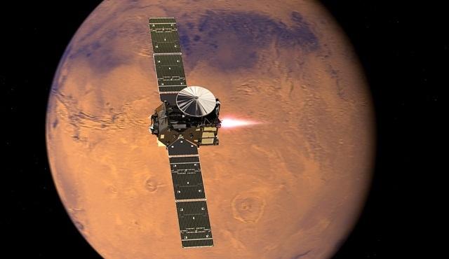 ExoMars: Yaşam Arayışı Nat Geo'da başlıyor