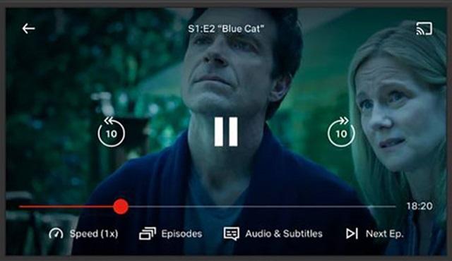Netflix'e video hızını artırma ve azaltma özelliği geldi