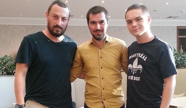 Deniz Ali Tatar'la 6.Seans, DAHA filmiyle Onur Saylak ve Hayat Van Eck'i konuk etti!