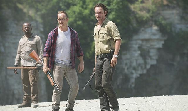 The Walking Dead: 6. sezonun yeni karakterleriyle tanışın!