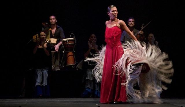 Dünyaca ünlü Flamenko dansçısı İspanyol Sara Baras, İstanbul'a geliyor!