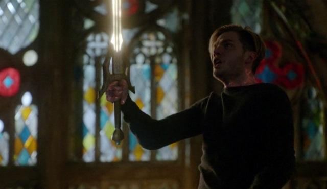 Ruh kılıcı aşkına!
