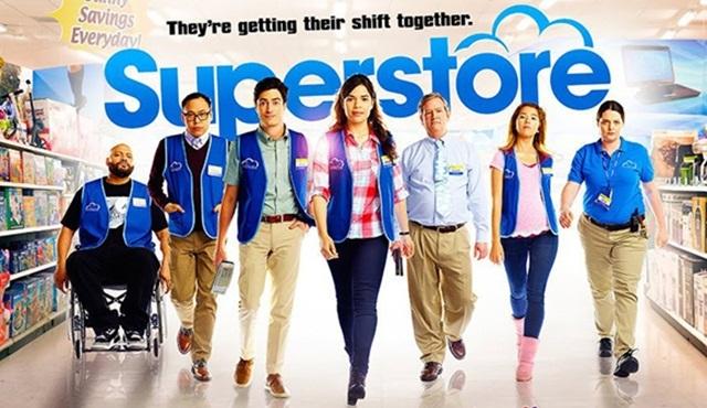 Superstore'un ikinci sezonu 22 bölüme uzadı