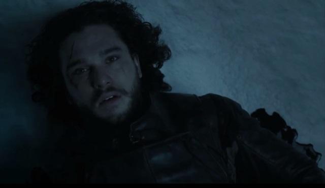 Gerçekten sen de mi be Olly? Öyleyse yıkıl Jon Snow!