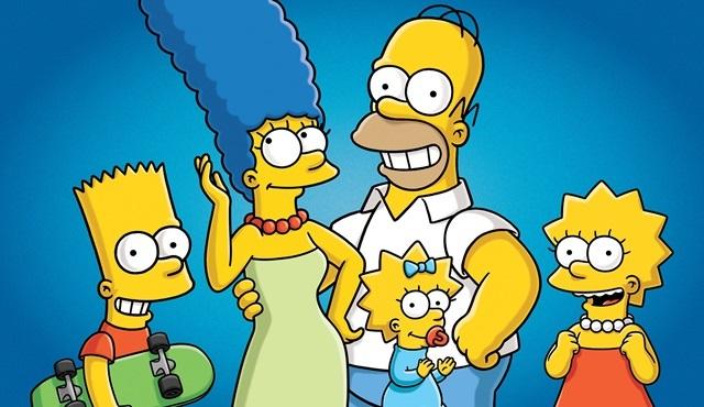 The Simpsons 30. sezonuyla FX'te ekrana gelecek!