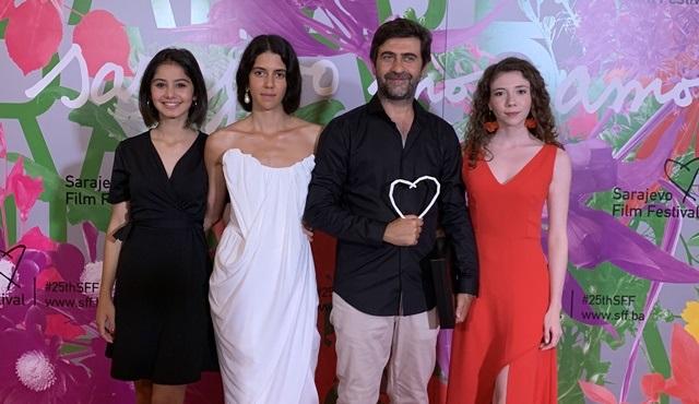 Kız Kardeşler, 25. Saraybosna Film Festivali'nden iki ödülle döndü!