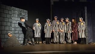 Erbulak Evi Oyunculuk Okulu bu sezon 11 müzikli oyun sahneye koydu!