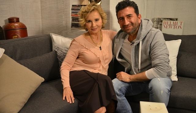 Nazlı Ilıcak'la Pazar Gezmesi, Gülben Ergen'in fotoğraf çekimine konuk oldu!