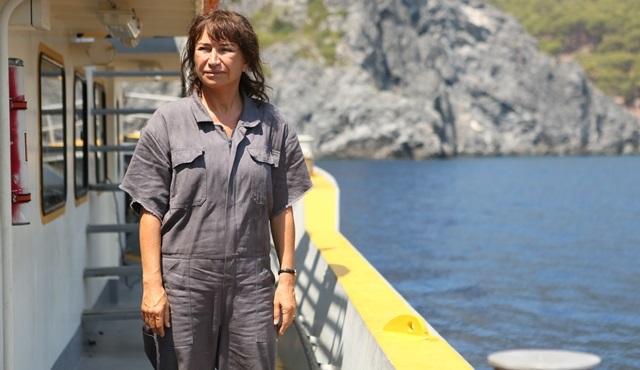 Demet Akbağ, ''Nadide Hayat'' filmi için miço oldu!