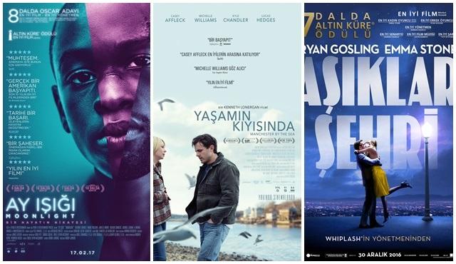 Sinemalar.com, sinema tutkunlarını Oscar'lı filmleri izlemeye davet ediyor!
