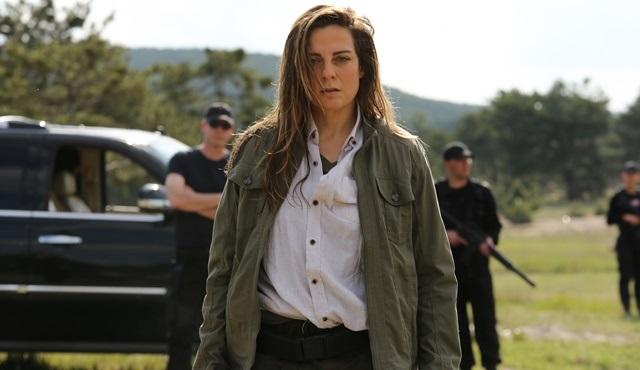 Lesli Karavil, Savaşçı dizisinin kadrosuna katıldı!