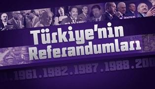 NTV, Türkiye'nin Referandumları'nı ekrana getiriyor!