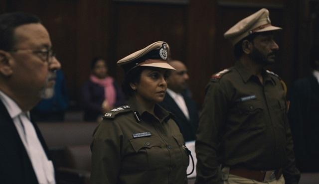 Netflix'in Hindistan yapımı yeni dizisi Delhi Crime'ın tanıtımı yayınlandı