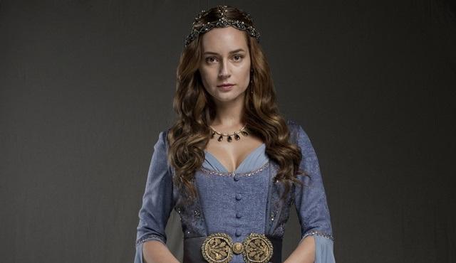 Sedef Avcı, Mehmed Bir Cihan Fatihi'nde Leyla Hatun karakterine hayat verecek!