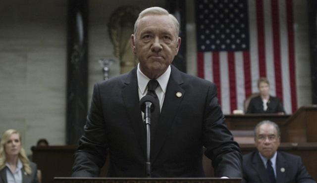 Netflix, House of Cards'ın prodüksiyonunu durdurdu