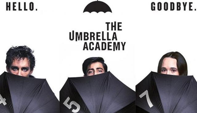 Netflix için dizi olarak uyarlanan The Umbrella Academy'nin ilk tanıtımı yayınlandı