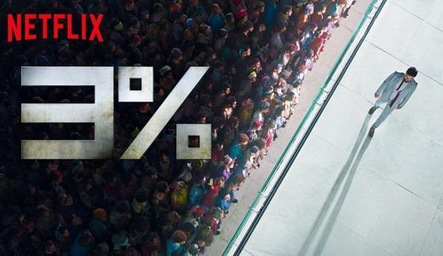 Netflix'in Brezilya yapımı dizisi 3%'in üçüncü sezon tanıtımı yayınlandı