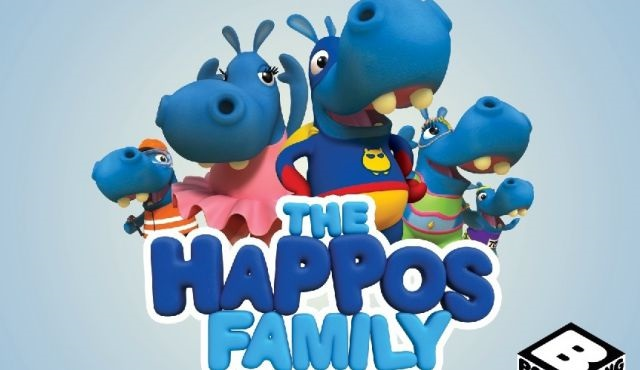 Happos Ailesi Boomerang'da başlıyor
