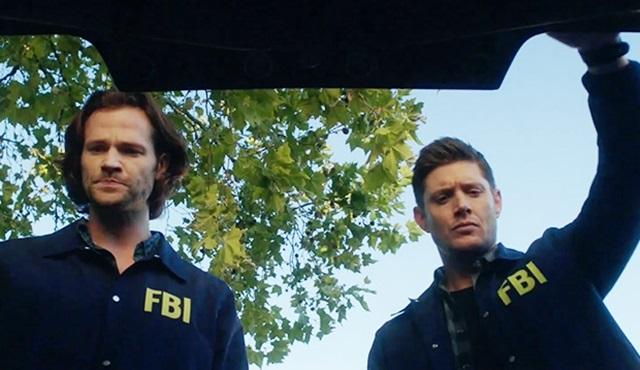 Supernatural'ın final sezonu 10 Ekim'de başlıyor