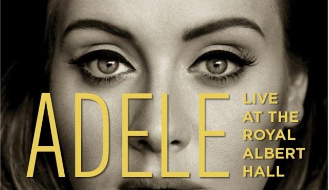 Adele'in 'Royal Albert Hall' konseri Power TV' de yayınlanacak!