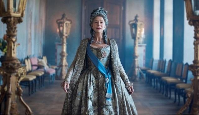 Helen Mirren'lı Catherine the Great dizisinin tanıtımı yayınlandı