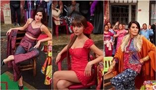 Üç Kuruş'un kadın oyuncuları diziyi ve karakterlerini anlattı!
