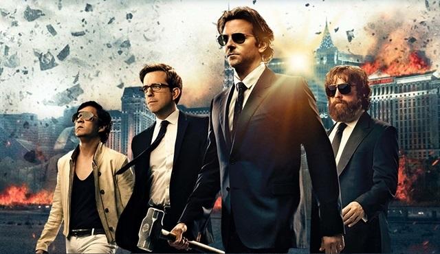 Tv'de İlk Kez: ''Hangover 3'' Kanal D'de ekrana geliyor!