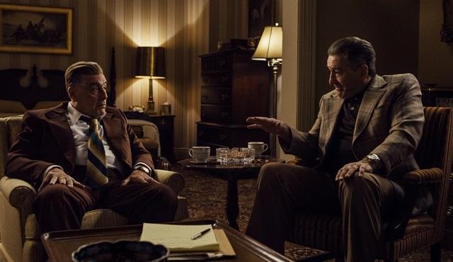 The Irishman filminin Türkiye'deki özel gösterimi yapıldı!